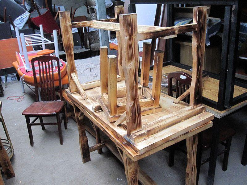纯实木饭桌凳子2-乐虎国际电子游戏万民旧货.jpg