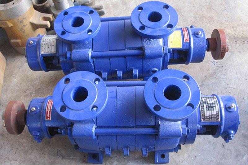 锅炉给水泵1.5GC-5X45.5KW-工业水泵实拍4.jpg