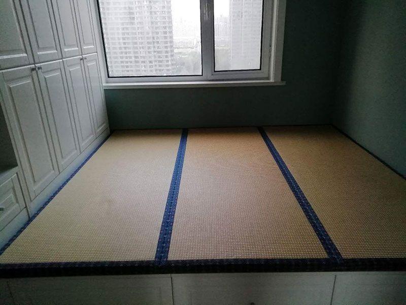 乐虎国际电子游戏梦美床垫-给客户制作安装好的榻榻米实拍-1.jpg