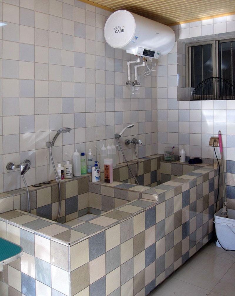 乐虎国际电子游戏市宠物医院-12-宠物洗澡间.jpg